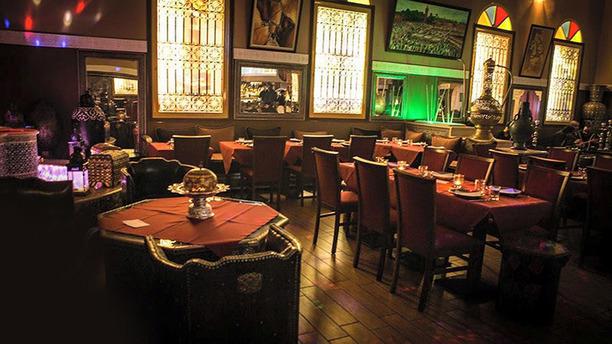 restaurant riad marrakech milan avis menu et prix. Black Bedroom Furniture Sets. Home Design Ideas