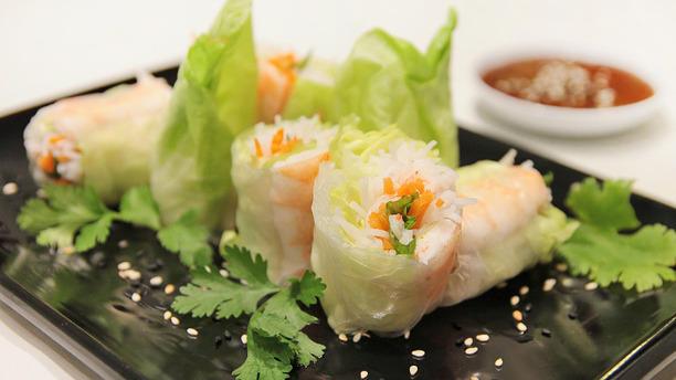 Sushi Lounge sushi