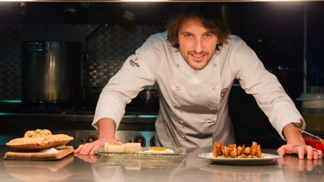 Chef - Bache, Madrid