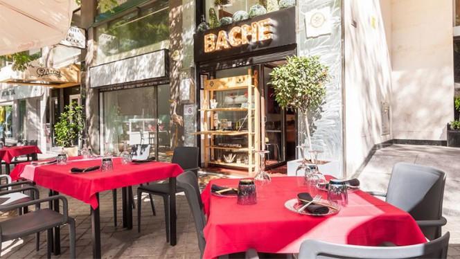 Terraza - Bache, Madrid