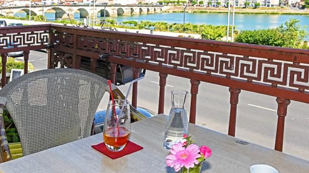 Le Café Français Terrasse Panoramique