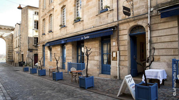 La tupina maison fredon in bordeaux restaurant reviews for Cuisine maison france 5