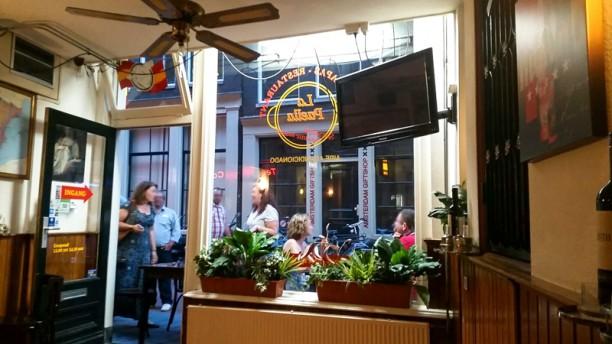 La Paella Het restaurant