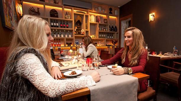 Warisan Restaurantzaal