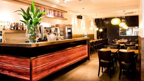 Fameuse Restaurantzaal