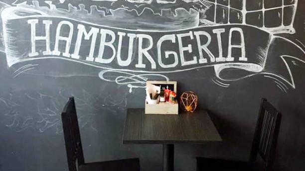 Hamburgeria Het restaurant
