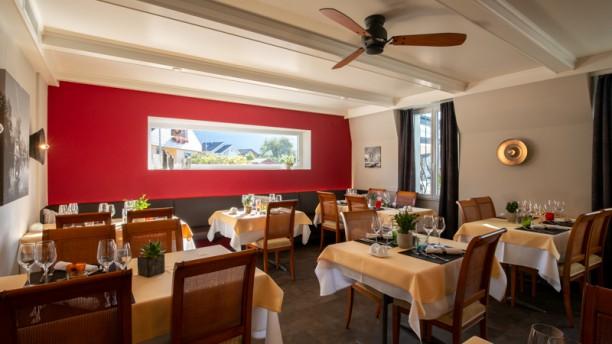 Restaurant de l'Etoile Vue de la salle
