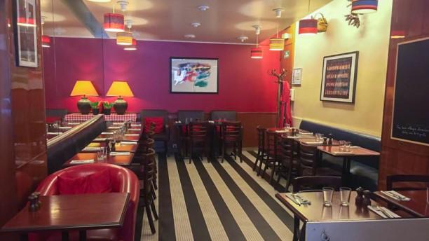 Le Select Bourse - Casa Andres Salle du restaurant