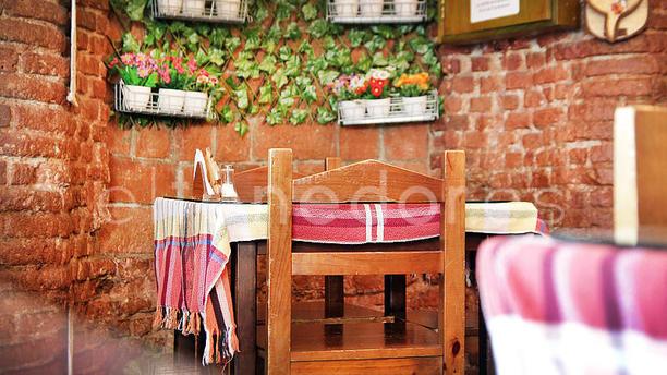 La Fonda Barcelona Restaurant Menu