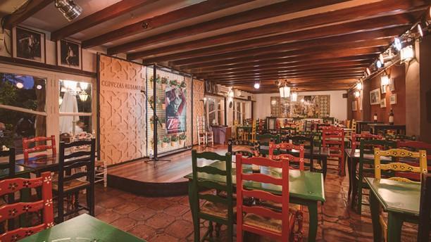 Flamenco en Vivo - Jardines de Zoraya Vista sala