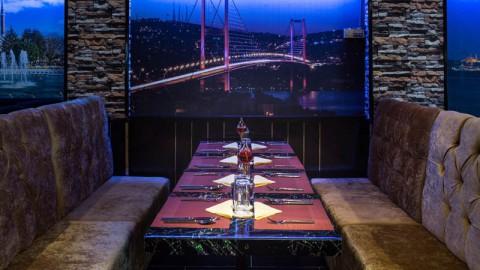 Istanbul Cafe en Restaurant, Nijkerk