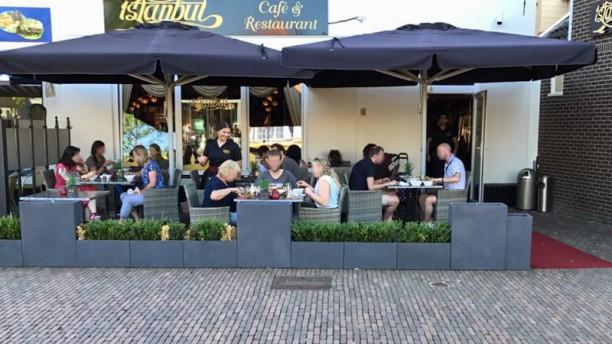 Istanbul Cafe en Restaurant Istanbul Restaurant