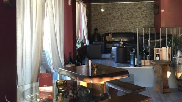 L'osteria Wine Bar Vista sala