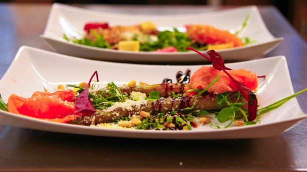 Tallhöjdens Hotell & Restaurang Stor räksmörgås