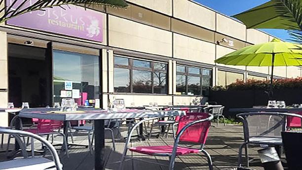 L'Ibiskus Restaurant Terrasse