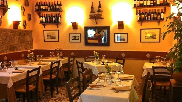 Shelter In Taormina Restaurant Reviews Menu And Prices