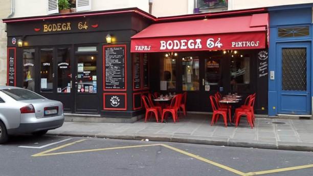 Restaurant La Bodega Paris