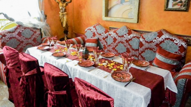 Le Sultan Vue table