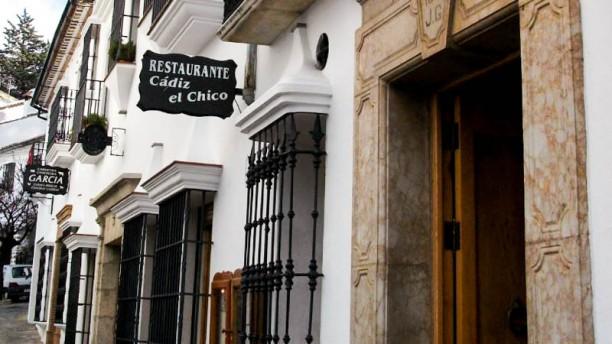 Cádiz El Chico Entrada