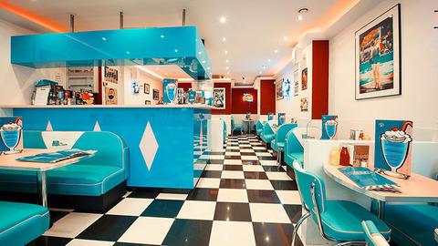 HD Diner Bastille, Paris