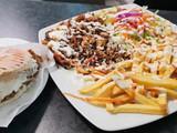 Kebab pan pita