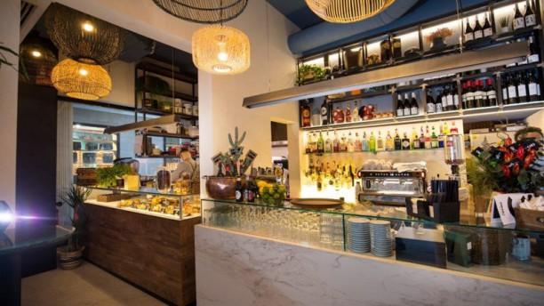 Cinc | Food Parlour Vista sala