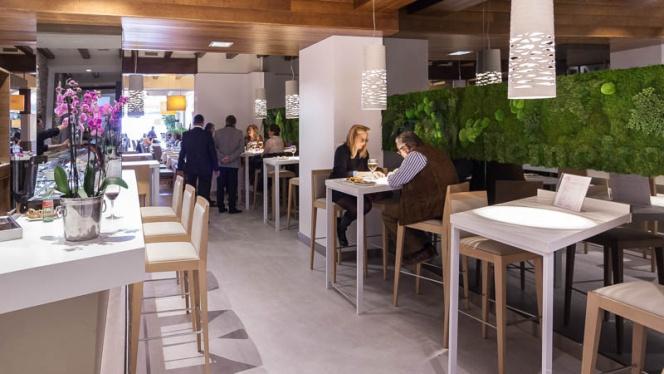 Vista Sala - El Coso del Mar - Hotel El Coso, Valencia
