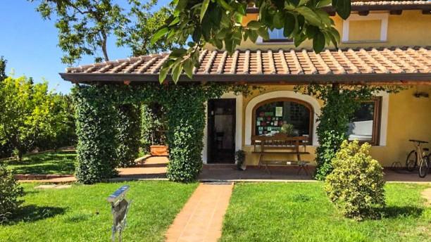 Villa Rizzo Il giardino esteriore
