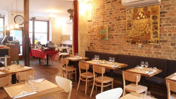 Restaurant la table des anges paris 75009 montmartre pigalle saint georges menu avis - Restaurant la table des delices grignan ...