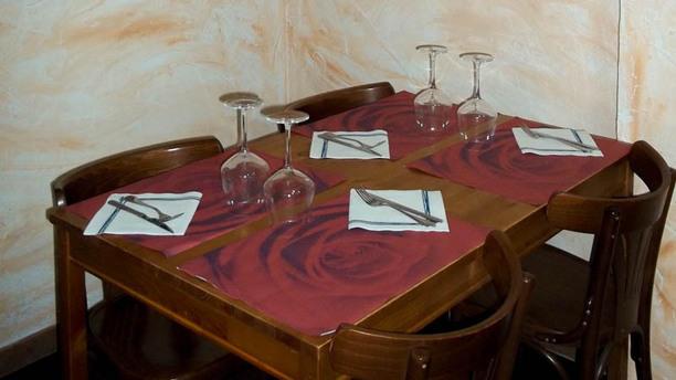 Los Rosales Detalle mesa