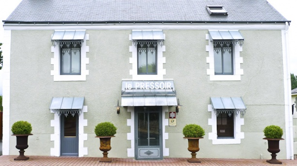 Le Pressoir Devanture