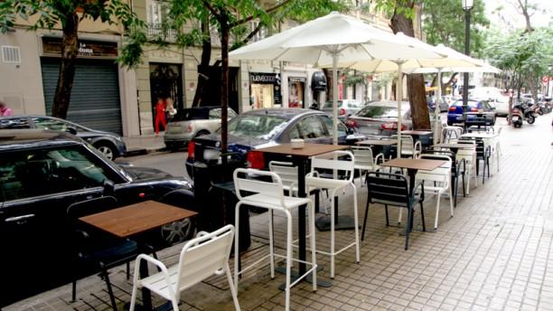 De Calle terraza