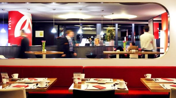 Starling Café salle du restaurant