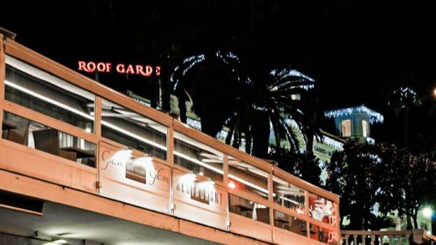 Glam Restaurant Sanremo Villa Noseda Il ristorante