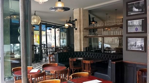 Les tanneurs restaurant 22 rue de la butte aux cailles 75013 paris adresse horaire - Restaurant buttes aux cailles ...
