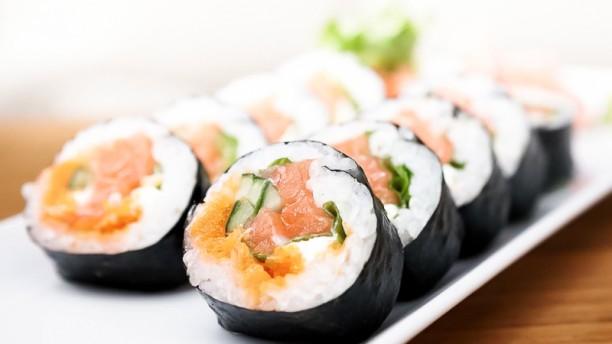 Sushi & Sunset sushi
