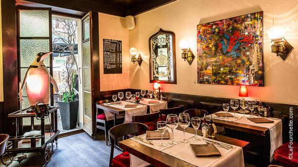 Restaurant le s nat 1970 gen ve menu avis prix et for Resto lasalle