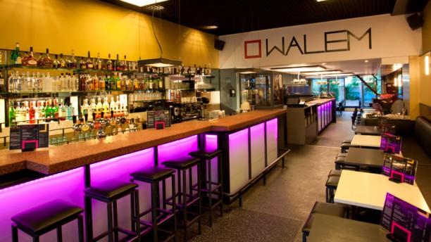 Walem restaurantzaal