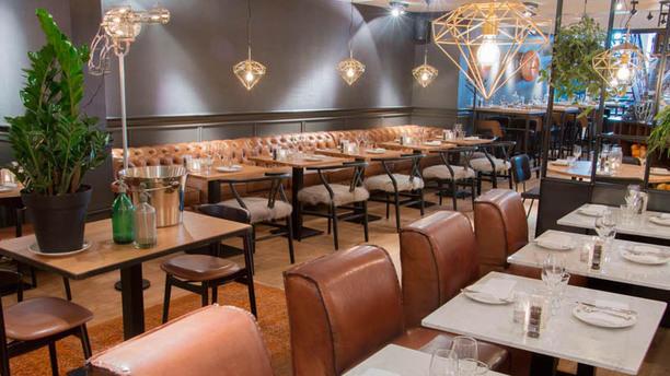 Jamey Bennett Kitchen & Bar Het restaurant