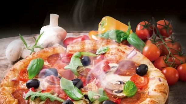 Donna Pizza & Pub Pizza