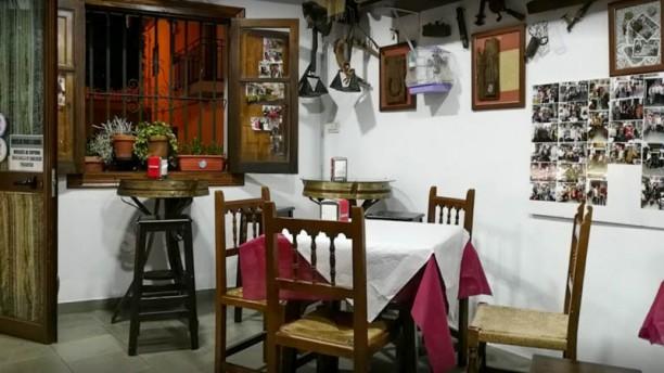 La Taberna Vista sala