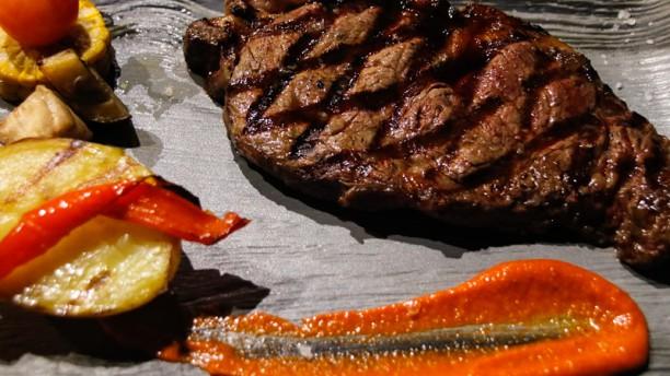 Restaurante El Castillo Moraira Plato