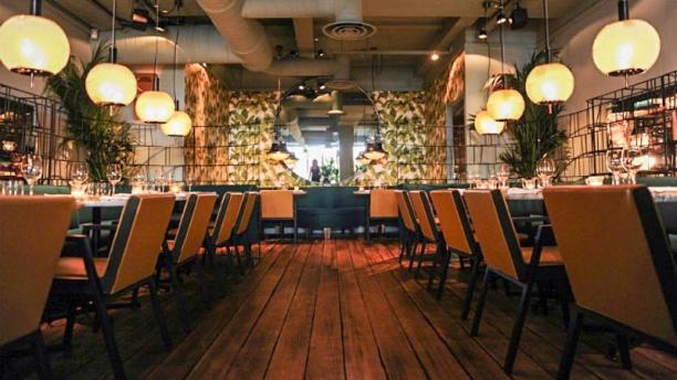 restaurant l 39 appart paris sur lafourchette avis menu prix et r servation. Black Bedroom Furniture Sets. Home Design Ideas