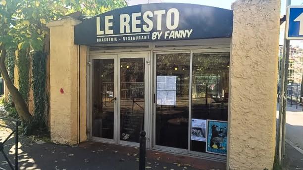 Le Resto By Fanny Devanture