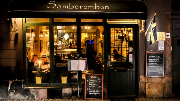 Samborombon The restaurant