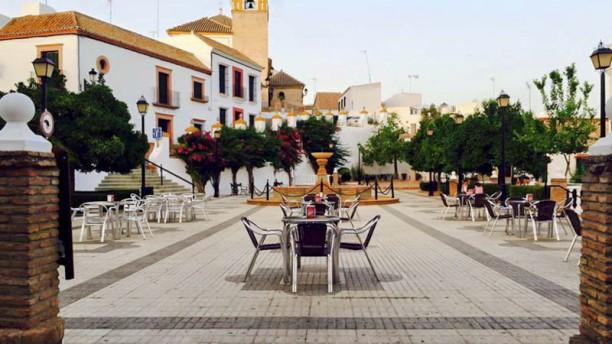 Taberna El Convento 33 Terraza