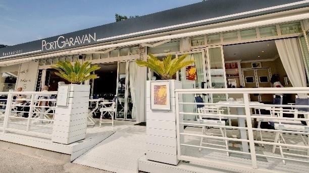 Port Garavan - Restaurant - Menton