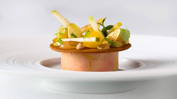 La Salle A Manger Helene Darroze In Paris Restaurant Reviews