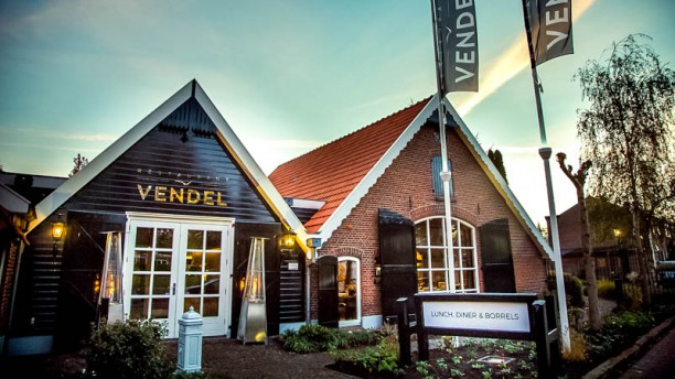 Restaurant Vendel Ingang