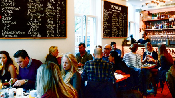 Taproom Restaurantzaal